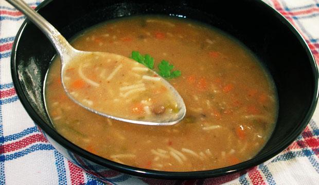 La sopa harira marroquí es un plato muy nutritivo