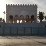 Rabat. Biblioteca (Explanada de la Torre Hassan)