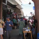 Rabat. Entrada a la medina