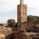 Rabat. Necrópolis de Chellah