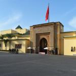 Rabat. Palacio Real