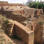 Necrópolis de Chellah. Hammam