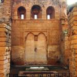 Necrópolis de Chellah. Mausoleo de Abdu al-Hassan