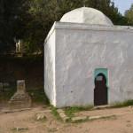 Necrópolis de Chellah. Mausoleo y santuarios