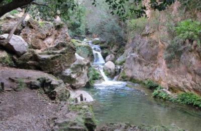 Akchour. Cascadas y Puente de Dios