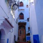 Casa La Palma. Entrada