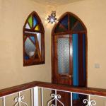 Casa La Palma. Pasillo