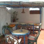 Casa La Palma. Terraza