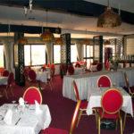 Hotel Parador. Comedor