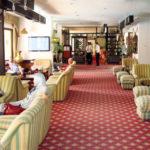 Hotel Parador. Hall