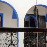 Riad Assilah en Chaouen. Pasillo
