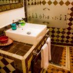 Riad Assilah. Baño