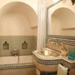 Riad Dar Manara. Baño