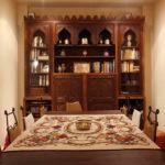 Riad Dar Manara. Biblioteca