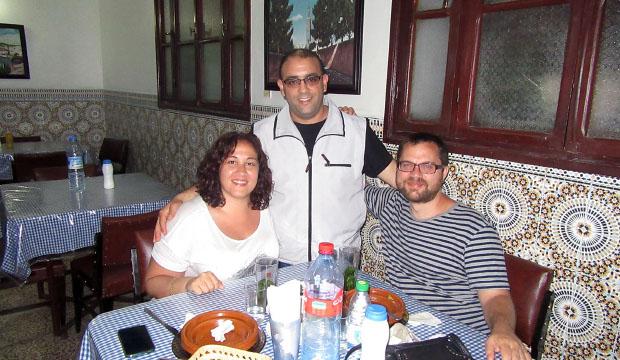 El Restaurante Ahlen es un restaurante de comida tradicional en Tánger
