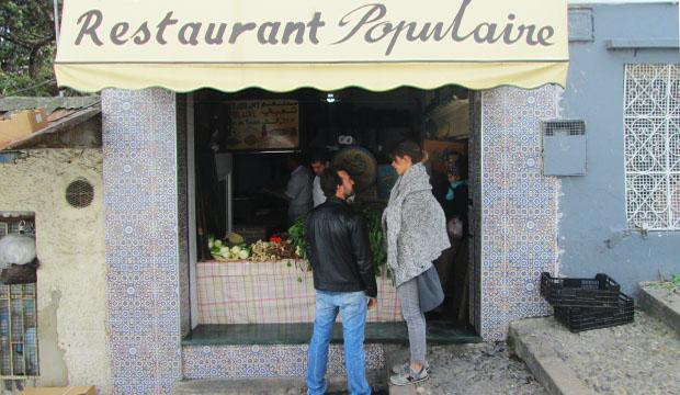 Le Saveur du Poisson es el mejor lugar donde comer pescado en Tánger