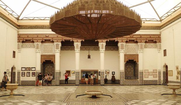 El Museo de Marrakech es uno de los mejores lugares que visitar en la ciudad