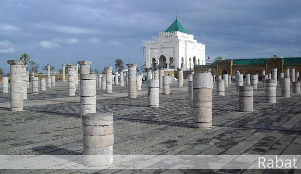 Guía de turismo en Rabat, Marruecos