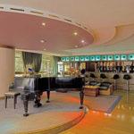 Hotel Atlas Almohades. Bar-Cafetería