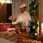 Hotel Chellah. Buffet desayuno