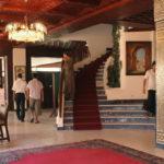 Hotel Chellah. Distribuidor