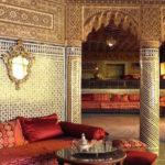 Hotel Chellah. Salón