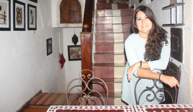 Idoa Doncel nos recomienda su restaurante en Essaouira, Restaurant Des Arts, para pasar una velada diferente