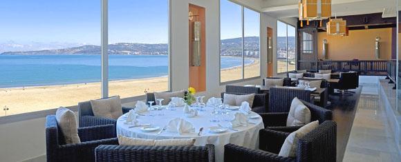 Restaurante del Hotel Atlas Almohades