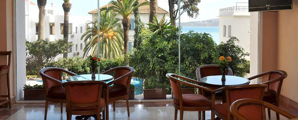 Restaurante del Hotel Rembrandt