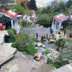 Chefchaouen. Manantial Ras El Maa y lavaderos