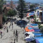 Chefchaouen. Plaza Uta el-Hammam