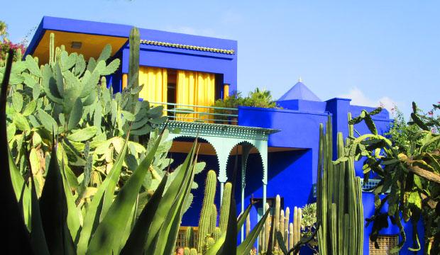 Jardines Majorelle En Marrakech Un Oasis En La Perla Roja