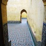 Meknes. Mausoleo de Mulay Ismail