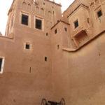 Ouarzazate. Kasbah de Taourit