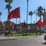 Tánger. Plaza del 9 de Abril