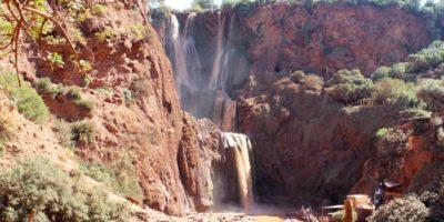 Cascadas de Ouzoud en Marrakech