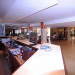 Hotel Oumnia Puerto. Recepción