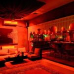 Hotel Tanjah Flandria. Bar