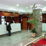 Hotel Tanjah Flandria. Recepción