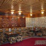 Hotel Tanjah Flandria. Salón