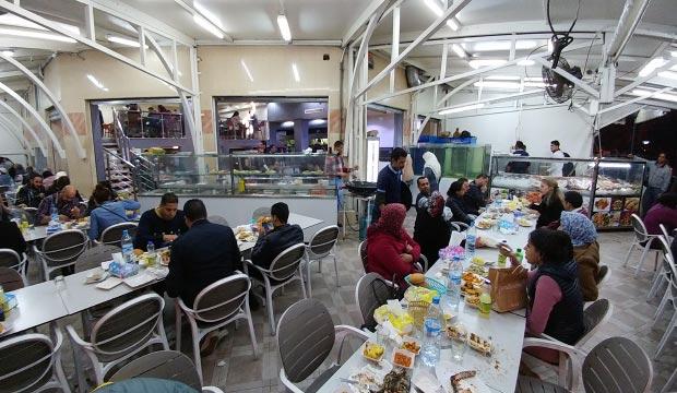 Probablemente el mejor restaurante en Marrakech de pescado sea el Snack El Bahriya