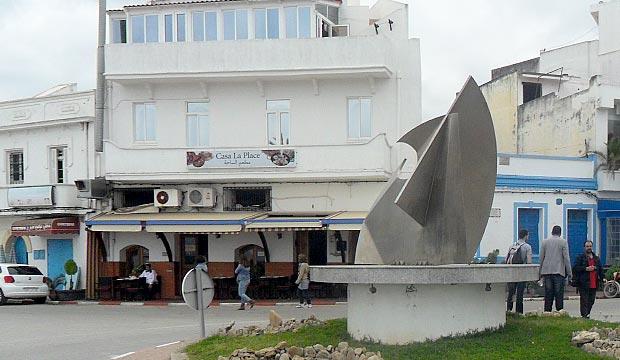 Casa La Place es uno de los mejores restaurantes en Asilah