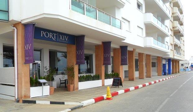 El Port XIV es el mejor lugar donde comer en Asilah pescado