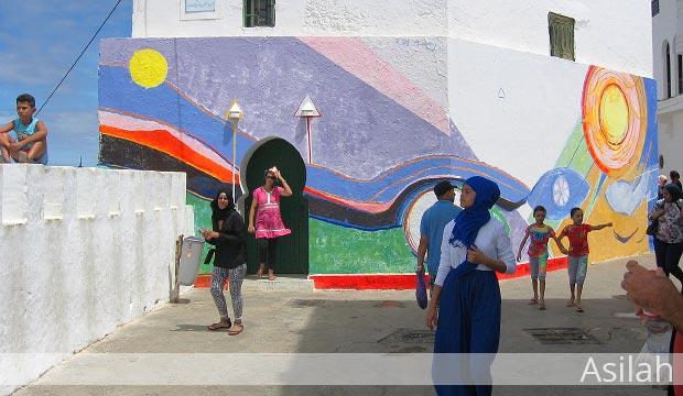 Guía de Asilah, Marruecos