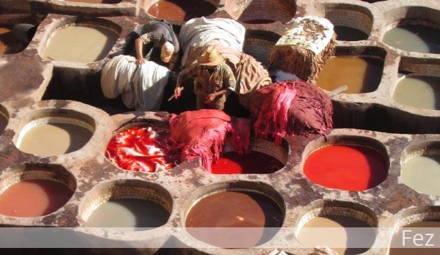 Guía de Fez (Marruecos)