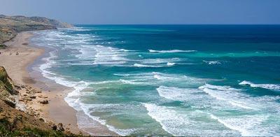 Información sobre Asilah. Playas de Arcila