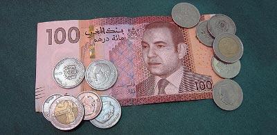 Información sobre Marruecos. La moneda marroquí