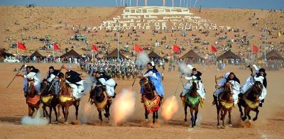 Oficina de turismo de Marruecos. Calendario de eventos