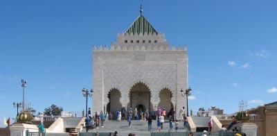 Rabat Turismo. Mausoleo de Mohamed V
