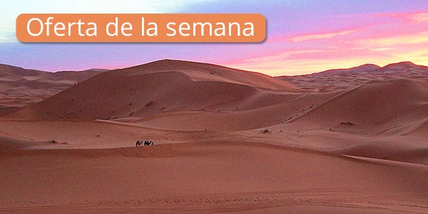 Fin de año en el Desierto
